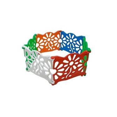 Cerquinha com florzinha 6 peças - Freso Brinquedos
