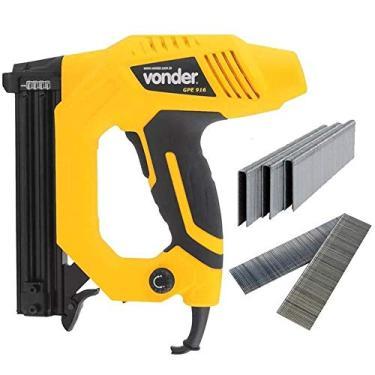 Grampeador/Pinador Elétrico GPE916 220v Vonder - 6001916220
