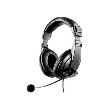 Fone com Microfone Profissional Giant P2 PH049 - Multilaser