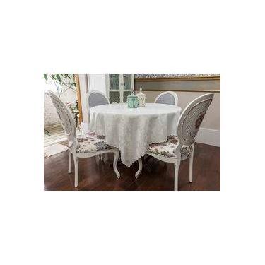 Imagem de Toalha de mesa - Retangular - Jade Perola - 170 cm x 270 cm