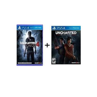 Uncharted 4: A Thief's End + Uncharted: The Lost Legacy