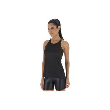 Camiseta Regata Fila Pix - Feminina - PRETO Fila 95ca0dc91d996
