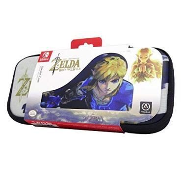 Case Estojo Bolsa P/Nintendo Switch Ediçao Zelda