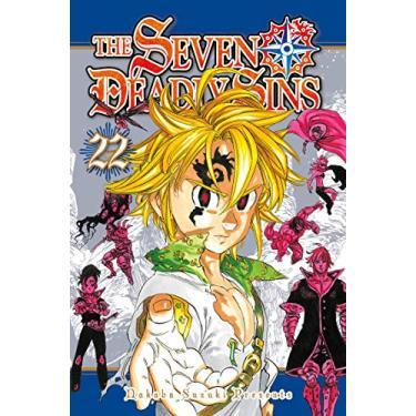 The Seven Deadly Sins 22 - Nakaba Suzuki - 9781632365132