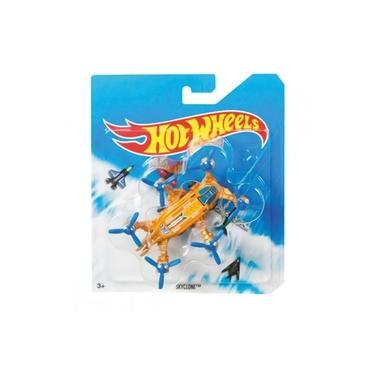 Imagem de Avião Hot Wheels Skybuster Skyclone - Mattel GBD99