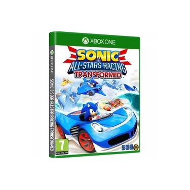 Sonic & All Star Racing Transformed - Xbox 360 & Xbox One