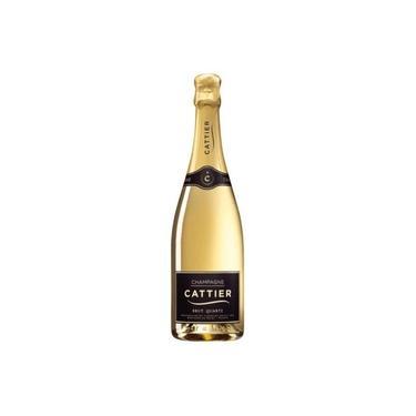 Vinho Espumante Cattier - Brut Quartz - Champagne