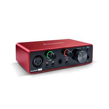 Imagem de Focusrite SCARLETT SOLO Interface de Áudio