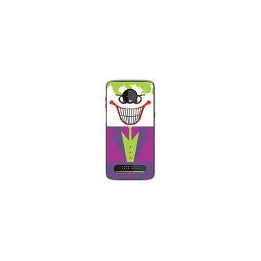 Capa para Moto Z3 Play - Coringa Flat