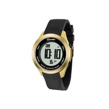 a1d4cdcc470 Relógio digital feminino X Games Xmppd389 bxpx dourado