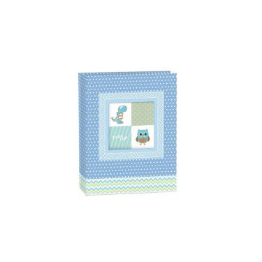 Álbum YES 200 fotos 10x15cm Azul