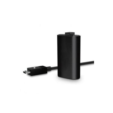 Bateria + Cabo Carregador Para Controle Xbox One