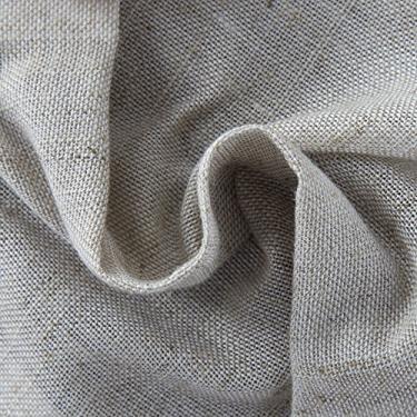 Tecido Para Cortina Linho Doha Bege - Largura 2,80m DOH-77