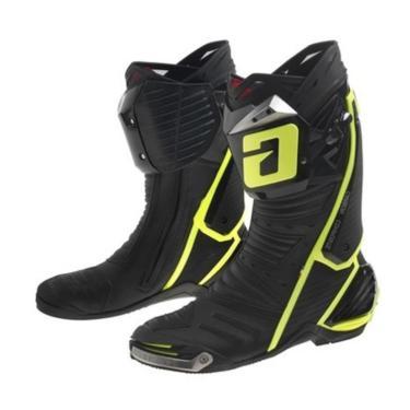 Bota Off Road Gaerne Street GP1 Amarelo  masculino