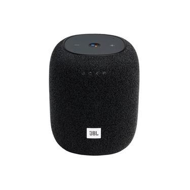 Imagem de Caixa de Som JBL Link Music, Bluetooth, Preta