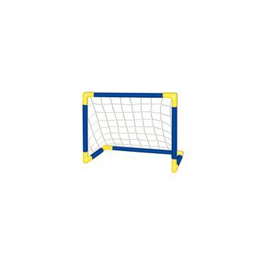 Imagem de Importway Golzinho Trave Futebol Infantil Com Rede Gol Diversão