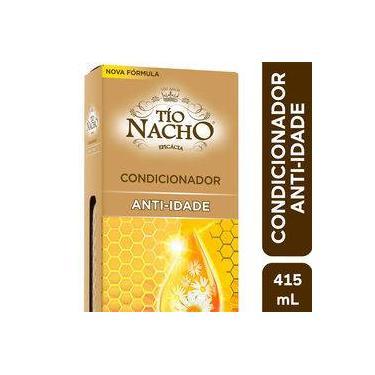 Tío Nacho Condicionador Antiqueda/Anti-idade Vitaminado c/ Geléia Real 415mL
