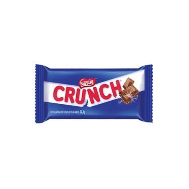 Chocolate ao Leite Crunch Nestlé 18x22,5g