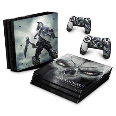 Skin Adesivo para PS4 Pro - Darksiders Deathinitive Edition