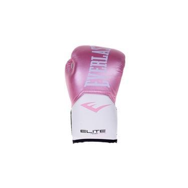 Luvas De Treino Pro Style Elite V2 Everlast Rosa/branco 8 Oz