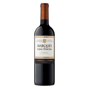 Vinho Chileno Marques de Casa Concha Carmenere Tinto Garrafa 750ml - Concha Y Toro