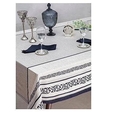 Imagem de Toalha de Mesa Limpa Fácil Majesty 1,58 x 2,70 cm Kacyumara