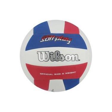 64797e46fa Bola de Vôlei Super Soft Play Wilson