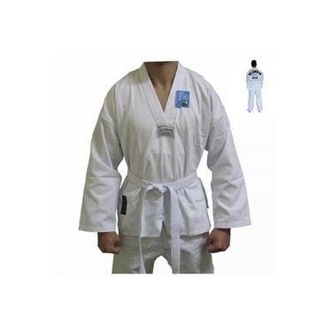 Kimono dobok Infantil Taekwondo Gola Branca - Torah