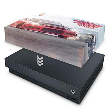 Capa Anti Poeira para Xbox One X - Need For Speed Payback