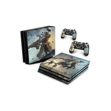 Skin Adesivo para PS4 Pro - Titanfall 2 #A