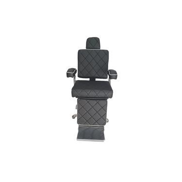 Poltrona Cadeira Órion Reclinável Para Barbearia Barbeiro