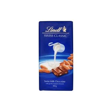Chocolate Lindt Milk Almonds 100g