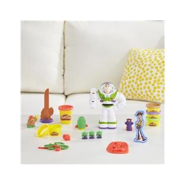 Imagem de Massinha Play Doh Toy Story 4 Disney Buzz Lightyear - Hasbro  E3369