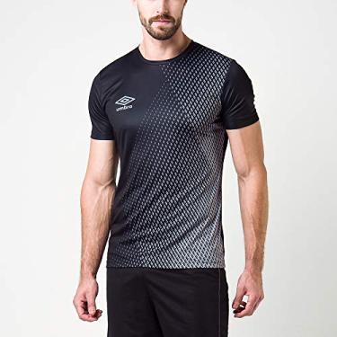 Camisa Graphic, Umbro, Masculino, Preto, P