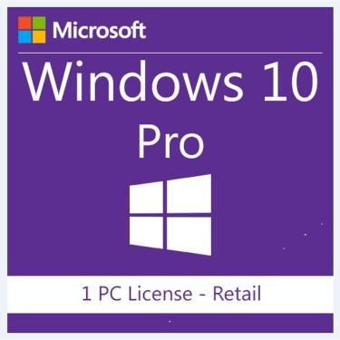 Microsoft Windows 10 Pro FQC-09131 FPP