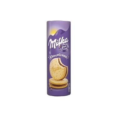 Biscoito Milka Chococreme 260gr Val: 30/11/2020