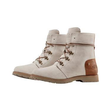 Bota The North Face Ballard Lace II Suede  Bege  feminino