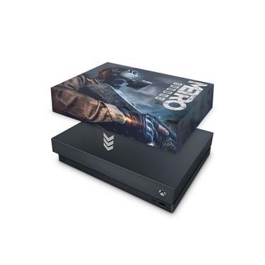 Capa Anti Poeira para Xbox One X - Metro Exodus