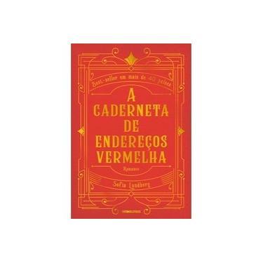 A caderneta de endereços vermelha