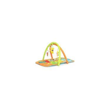 Imagem de Tapete Atividades Infantil 2 Meses Ginásio Brinquedos Dican
