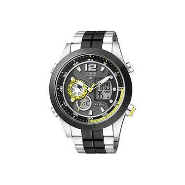 16c144609b0 Relógio Masculino Citizen Analógico Digital Esportivo TZ10011D