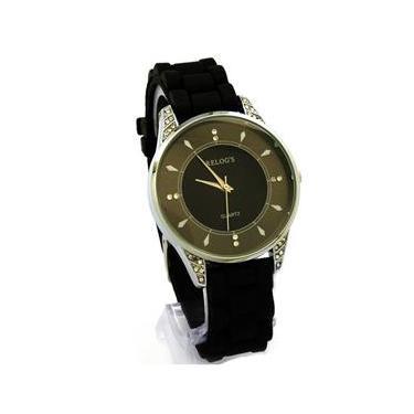 b6867d0b0c7 Relógio Feminino Fancy 43289 Analógico Relog`s Preto - REL19088