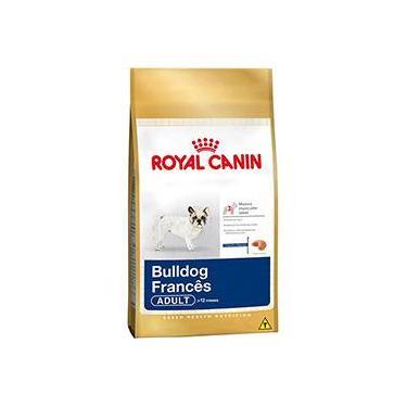 Ração Royal Canin para Cães Adultos da Raça Bulldog Francês - 7,5kg