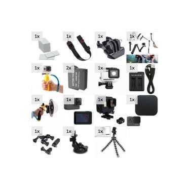 Kit Aventura Completo Para GoPro Hero 5 6 7 Black Hero 4K