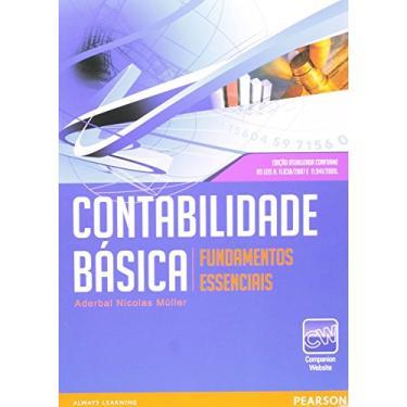 Contabilidade Básica - Edição Revista - Muller, Aderbal Nicolas - 9788576055075