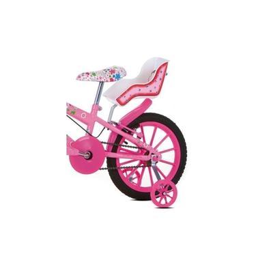Cadeirinha de boneca para bicicleta infantil Aro 12 a 20