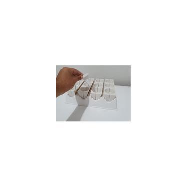Imagem de Forma Modeladora Fábrica Coxinhas Grandes Padaria Lanchonete
