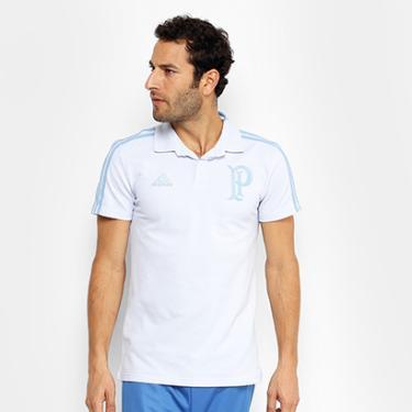 8588e6e167 Camisa Polo Palmeiras Adidas Cotton Masculina - Masculino