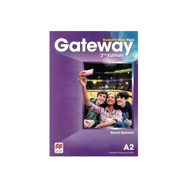 Gateway A2 - Students Books With Workbook - Spence, Dave; - 9786685727364