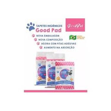 Tapete higiênico Good Pad slim fralda pacote c/50 un